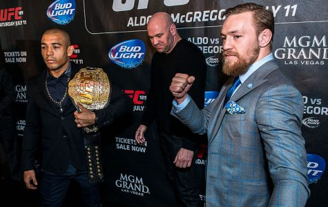 Conor McGregor fights Donald Cerrone on Saturday