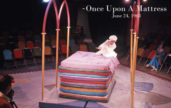Once Upon a Mattress is coming to Carroll