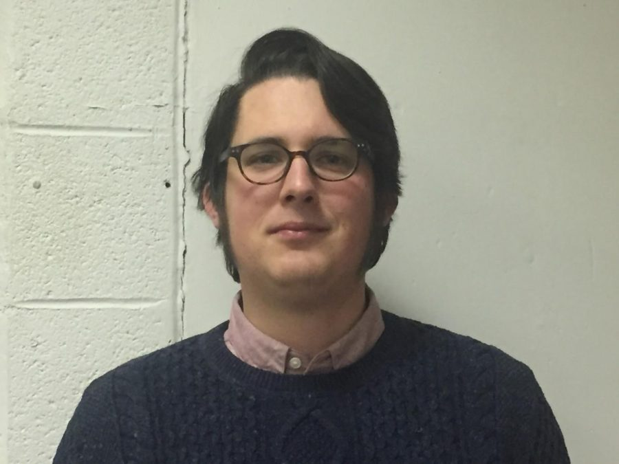 Patrick D'Amato is Carroll's new Choir teacher.