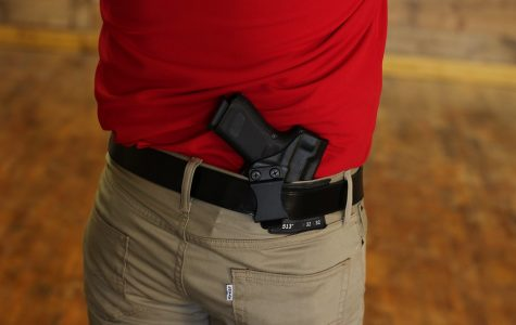 Whether teachers should carry guns is the subject of debate.