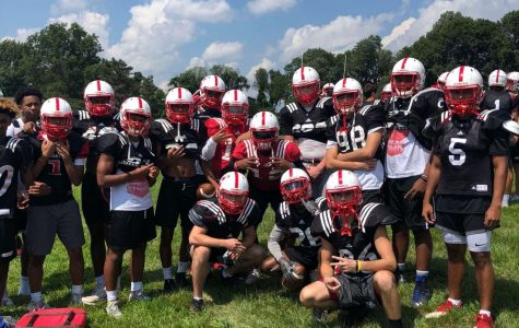 The 2019 football team was excited for a winning season. The 2020 football team is excited to make that two in a row.
