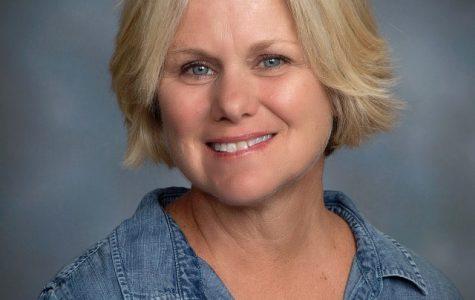 Mrs. Maureen Lerario is Archbishop Carroll's school nurse.