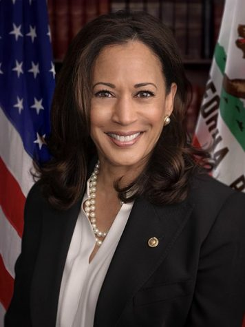 Kamala Harris wins the vice presidency and the attention of Carroll students