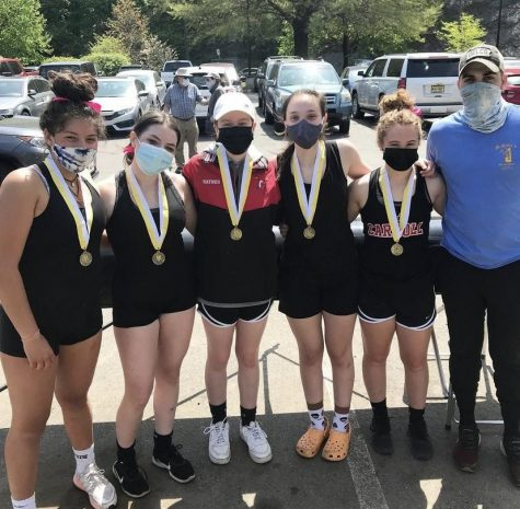 Carroll crew brings home PCL championship win