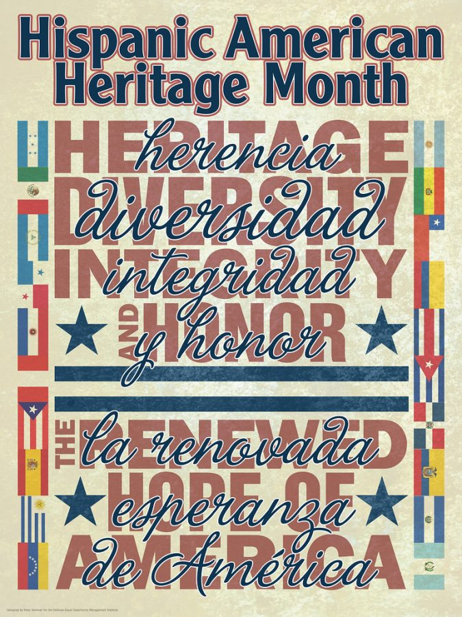 Carroll takes part in National Hispanic Heritage Month